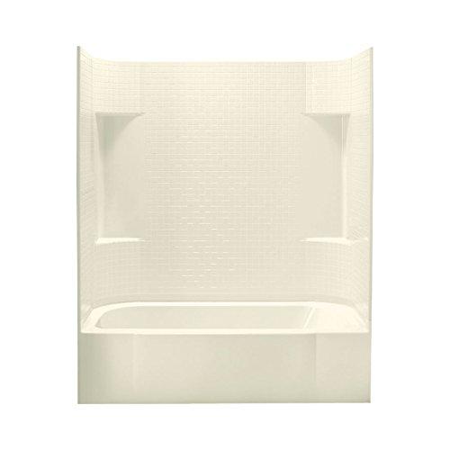 STERLING 71140118-96 Accord AFD Bath Tub and Shower Kit, 60-Inch x 30-Inch x 74.25-Inch, - Bathtub Afd