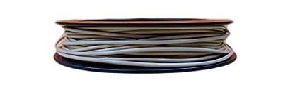 Fillamentum Flexfill 98A 1.75mm Mini Filament Spool, Diameter Tolerance +/- 0.1mm, 50g, Powder Beige