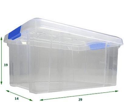 Caja de plastico 5L