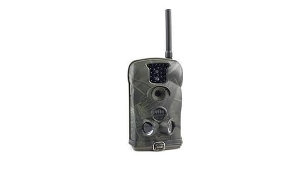 Agente007 - Video Camara Camuflada De Caza / Vigilancia 12Mp Full Hd Gsm Gprs Sms Mms Vision Nocturna: Amazon.es: Bricolaje y herramientas