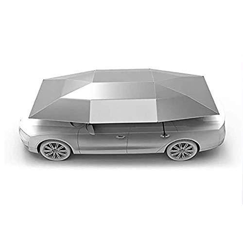 EGECL Sedan Car Cover - Waterproof Dust Sun UV Car Umbrella Sun Awning - Four-Season Car Awning Roof Cover - Universal - 450X230cm by EGECL (Image #7)