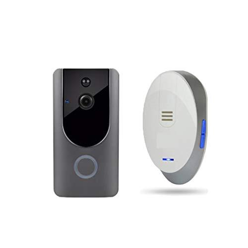 Wireless Video Intercom Doorbell Home Office Villa Free Punching Smart Night Vision Video Doorbell