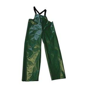 Rain Bib Overall, Green, XL