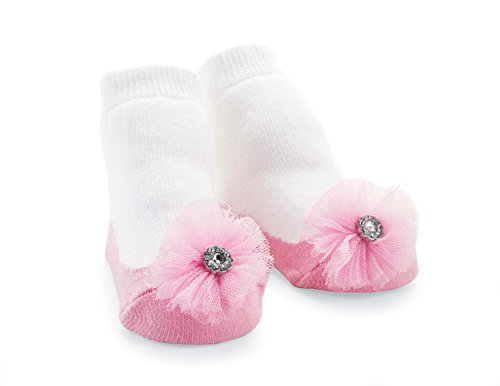 er Socks, Flower Jewel, 0-12 Months ()