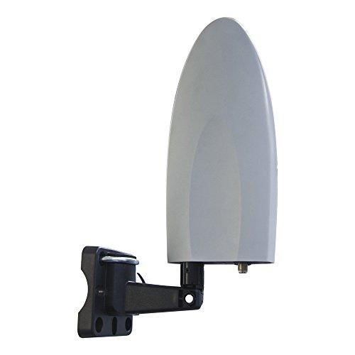 Surtek AEX90 - Antena de Television para Exterior, HDTV, 90 grados