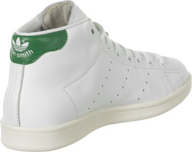 Adidas Stan Smith Mid Schuhe 11,5 white/green