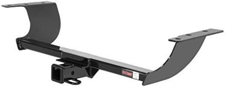 CURT トレーラー牽引パッケージ 1 7/8インチボールマウント 2インチドロップ付き 15-16チャレンジャー用