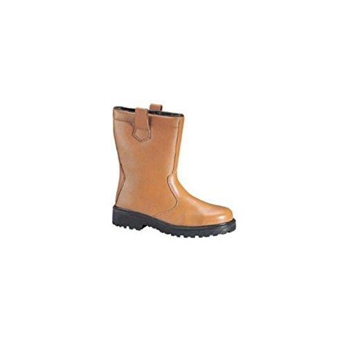 Auk dd014–07Rigga sicurezza Boot Sfoderata, taglia 7