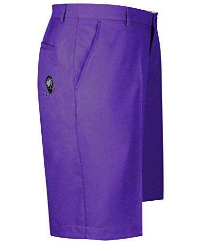 OB ProCool Golf Shorts for Men - Purple - - Shorts Golf Big And Tall