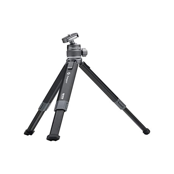 RetinaPix Fotopro SY-390 Mini Professional Travel Pocket Table Tripod for Camera Smartphone and Projector