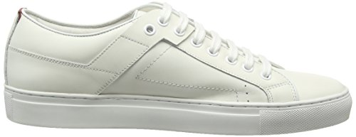 Hugo Men's Futurism_Tenn_lt 10191225 01 Low-Top Sneakers White (White 100) outlet release dates cheap sast buy cheap pay with visa 2015 cheap price CFKUnUl
