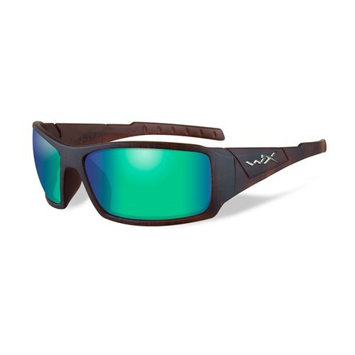 Extreme Ops Auto - Wiley X SSTWI07 Wx Twisted Ops Sunglasses, Black