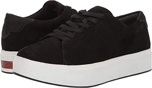 (Dr. Scholl's Women's Abbot Laced - Original Collection Black Leather 8.5 M US)