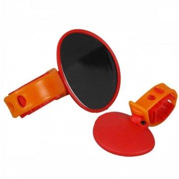 con colore rosso per paralumi Di qualità ciclismo 5 flessibile vetro retrovisore in Specchio bicicletta alta da xqHTZnHw0