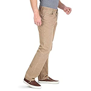 72853dc1 Wrangler Authentics Men's Big and Tall Classic 5-Pocket Regular Fit Jean