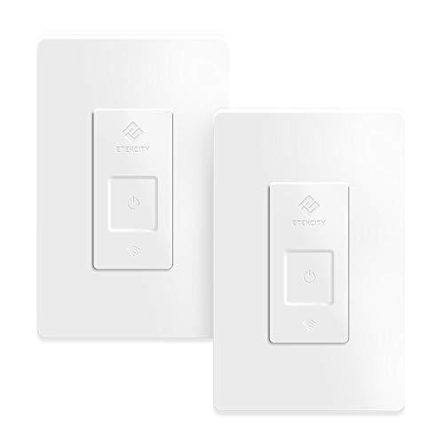 3 Way Smart Light Switch by Etekcity, Works with Alexa and Google...