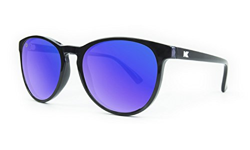 Moonshine Polarized Glossy Mai Knockaround Black Sunglasses Tais aAETaYq