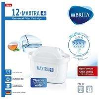 12 x BRITA Maxtra+ Plus Water Filter Jug Replacement Cartridges Refills UK Pack