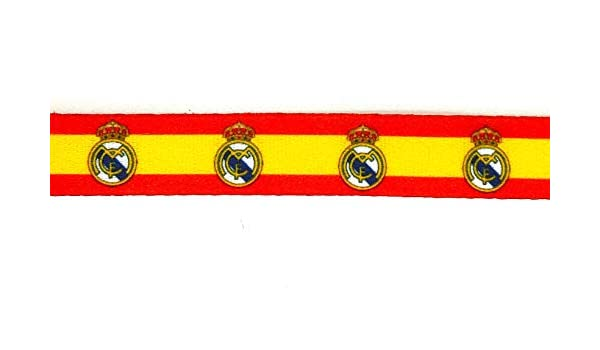 Gemelolandia 6 Pulseras Impresas Bandera España Real Madrid ...