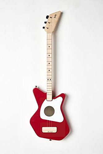 Red Loog Pro Acoustic Guitar