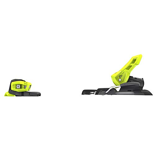 Tyrolia Attack2 11GW Bindings, Flash Yellow, 100mm