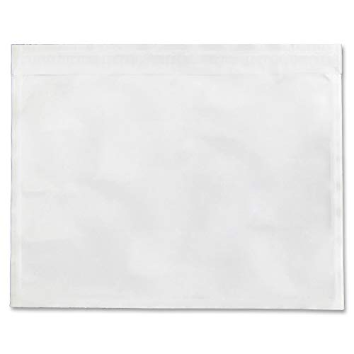 (Sparco Plain Back 5.5-Inch Waterproof Envelopes (SPR41927))