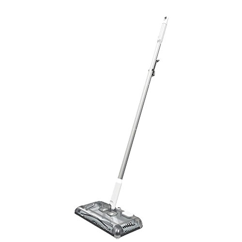 BLACK+DECKER HFS115J10 Lithium Floor Sweeper 30 Min Lithium Floor Sweeper, Powder White