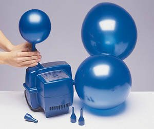 Cool Air Balloon Inflator by Shindigz