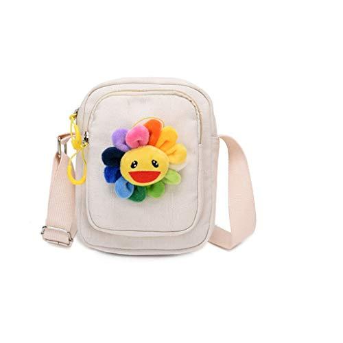 - LUXISDE Women's Fashion Sun Coil Pocket Bag Single Shoulder Bag Slant Bag