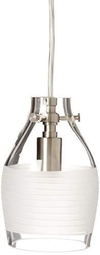 ELK Lighting 46161/1 Ceiling-Pendant-fixtures 6 x 4 x 4' Nickel