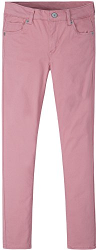 Levi's Girls' Big 710 Super Skinny Fit Soft Jeans, Blush, 10 by Levi's