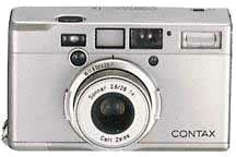 Contax Tix APS 240 Camera Carl Zeiss Sonnar 1:2.8/28mm zoom -