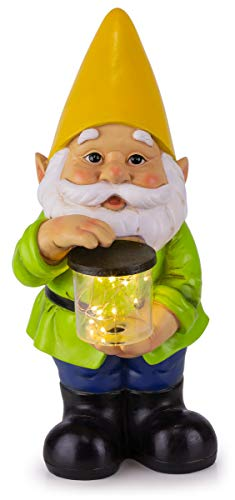 Gnome Solar Garden Light, 6