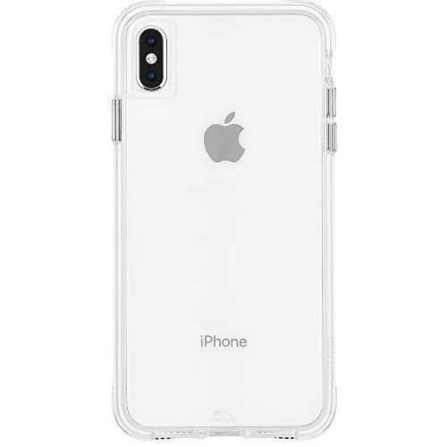 Case Mate iPhone XS Max Case   TOUGH   iPhone 6.5   Clear