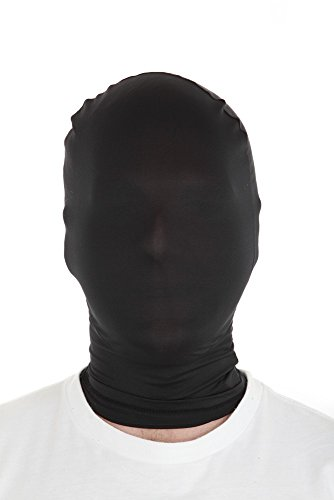 Morphsuits Morphmask Original, Black, One -