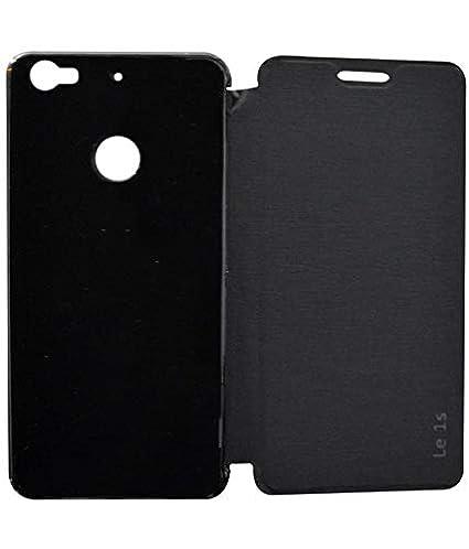 online store be967 20bb8 TOTTA Hard Back Flip Cover for LeEco Le 1s (LETV LE 1S) - Black