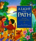 A Light on the Path: Proverbs for Growing Wise (Gold 'N' Honey Books)