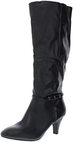 wide calf dress boot