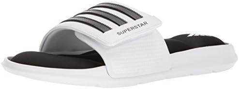 adidas Men's Superstar Slide Sandal