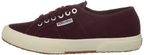 Rouge Superga i3 2750 Cotu 85 tr Mixte Classic Baskets Adulte FqYPF