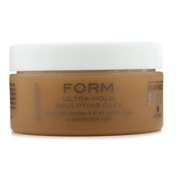 Formulaire Alterna, bambou attente Ultra Sculpting Clay pour unisexe, 2 once