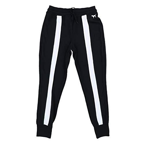Victoria's Secret Pink Sweatpants High Waist Skinny Jogger (S, Black)