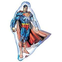 Superman 22en globo