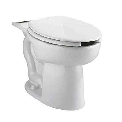 American Standard 3483001.020 Cadet Right Height Elongated Universal Bowl in White
