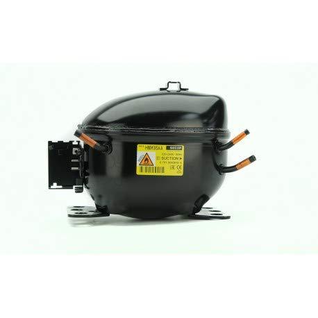 REPORSHOP - Motor COMPRESOR FRIGORIFICO CUBIGEL HMK95 1/5 Gas R600 HLY99 REFRIGERADOR: Amazon.es: Hogar