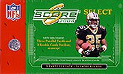 Donruss 2006 Score Select NFL Football Cards Box (1 Autog...
