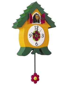 Amazon.com: Reloj de cuco con una diferencia – whinneycoo ...
