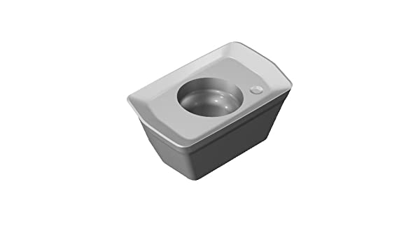 Sandvik Coromant 390R-070208E-PL 1130 Coro Mill 390 Insert for Milling Carbide 1130 Grade AlTiCrN Right Hand Cut Pack of 10 Zertivo Technology Wiper