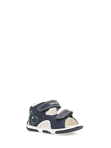 Blue Sandalo B820XB 010BC Velcro Geox Kid RZqxwAXEX