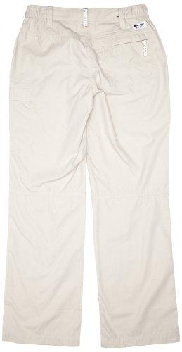 Berghaus - Pantalones para mujer plateado